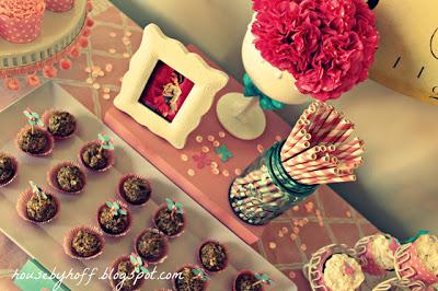 Vintage Cupcake Birthday