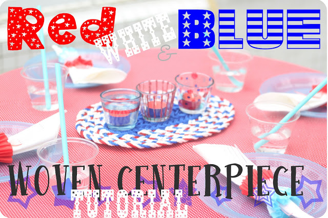 red white blue series