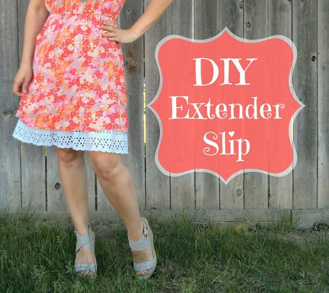 diy extender slip