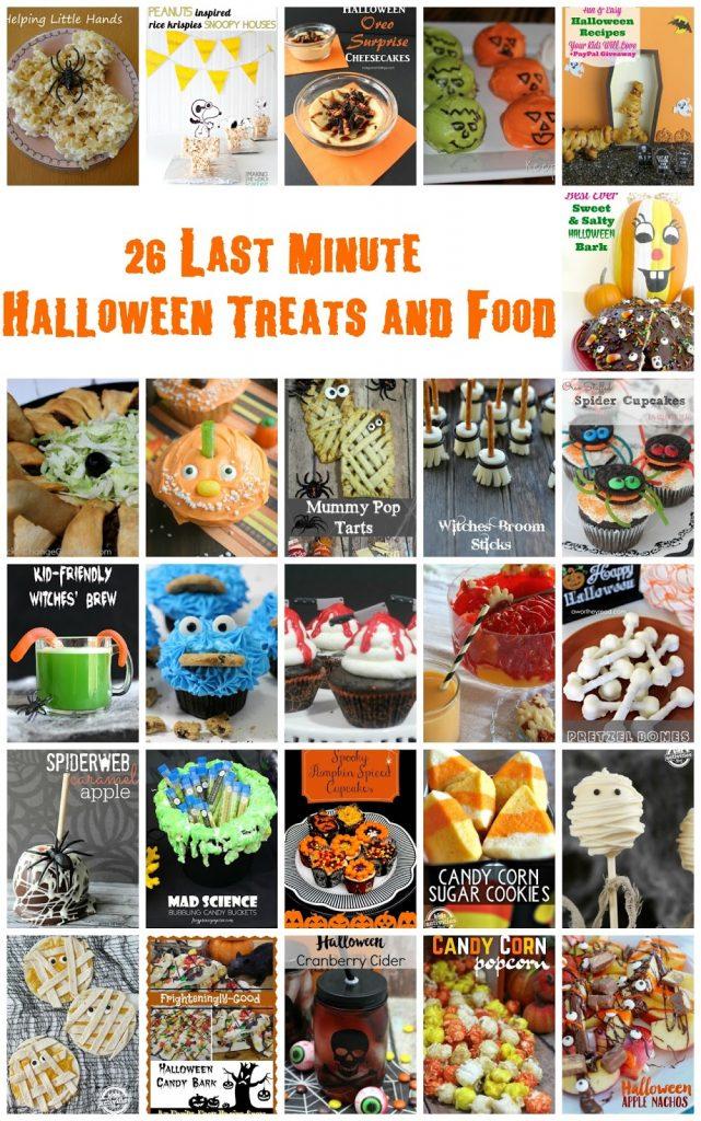 Last Minute Halloween Food Ideas {MMM #300 Block Party} - Keeping ...