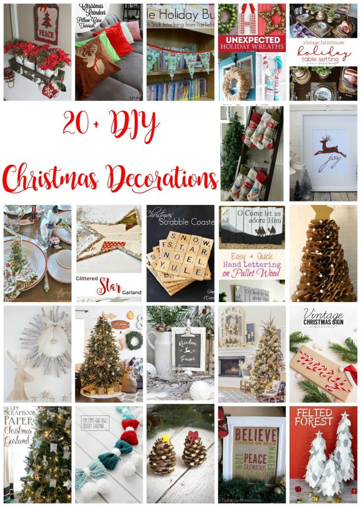 Christmas Block Party Ideas Part - 24: ... Christmas Decorations, Especially If You Are Thinking About Making  Them! Here Are Some Great DIY Decor Ideas That You Can Make This Holiday  Season.