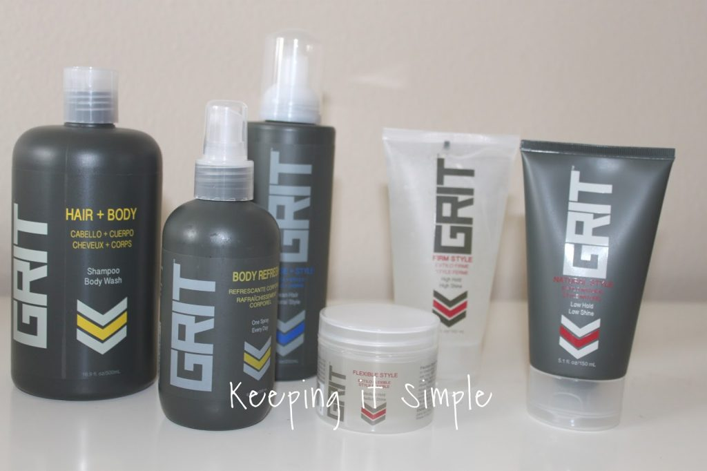 Time Saving Hair Products for Men- Great Clips GRIT GIVEAWAY ...