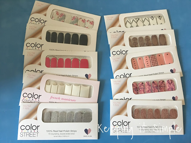 Christmas In July Color Street.Introducing Color Street 100 Nail Polish Strips Easy