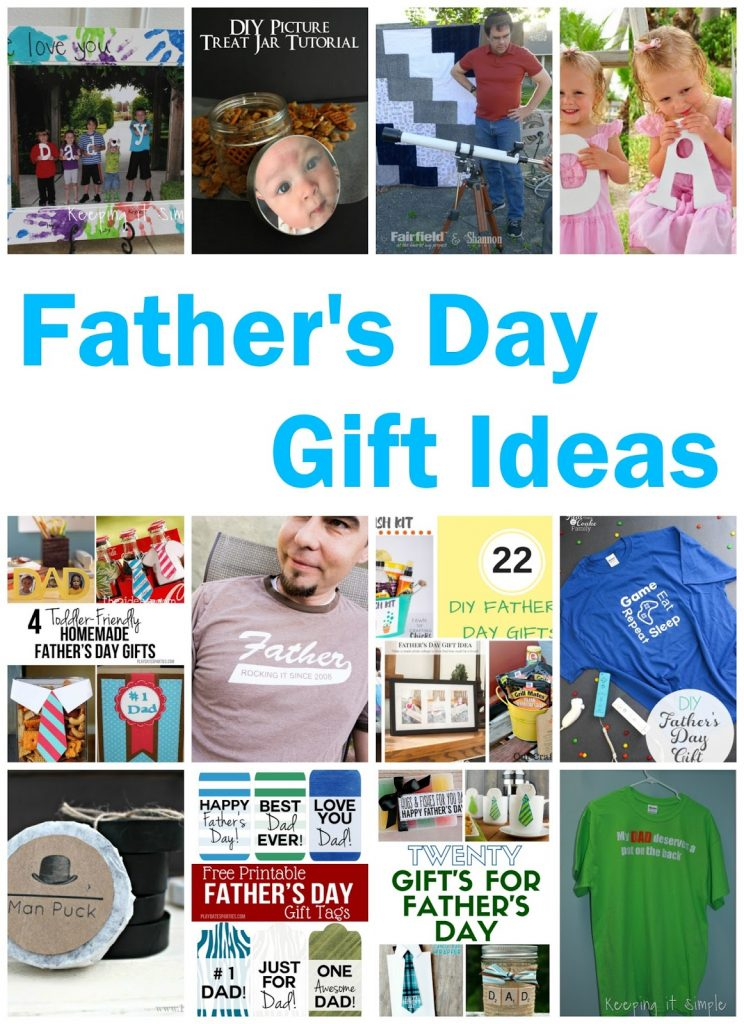 Father 39 s day gift ideas mmm 384 block party keeping for Father s day gifts for first time dads