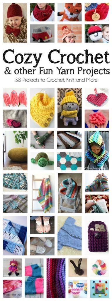 Crochet Ideas And Yarn Projects Mmm 399 Block Party Keeping It