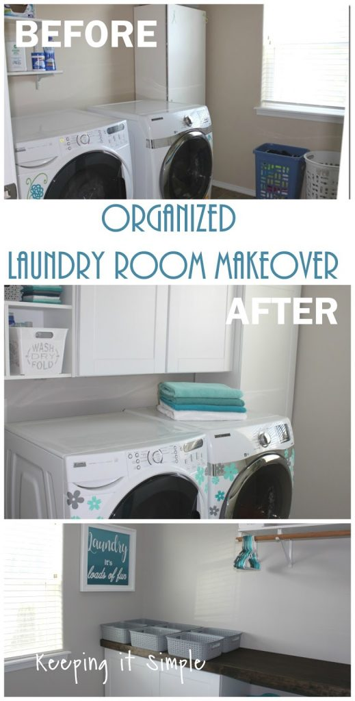 I Think That This Will Make It Easier To Do Laundry M Excited Show You The Process Of How We Made Over Our Room
